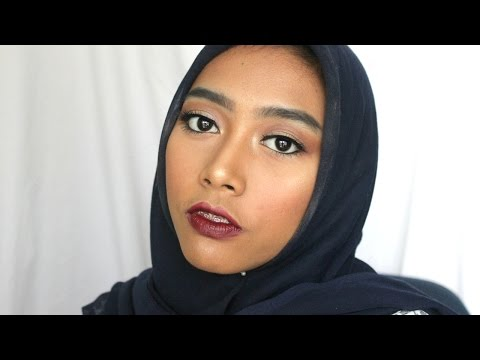 MAKEUP FOR TAN/DARK SKIN + MINI GIVEAWAY WINNER ANNOUNCEMENT | Dara Nitya