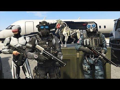 GTA Online DLC - Exoskeletons, New Sniper's Suit, Sci-Fi Armor, Cyberpunk Theme & MORE! (GTA 5)