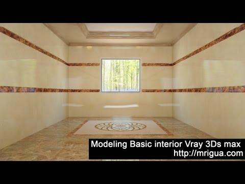 Modeling Basic Simple interior