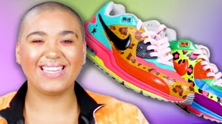 Shoe-Lovers Design Their Own Shoes