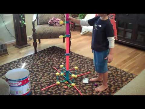 Tinker Toy Tower