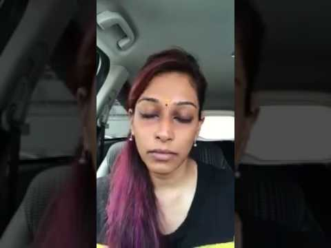 Pls Dnt Disturb in me again and again pls😢😢😢😢  malaysian tamil girl and singer talk about her