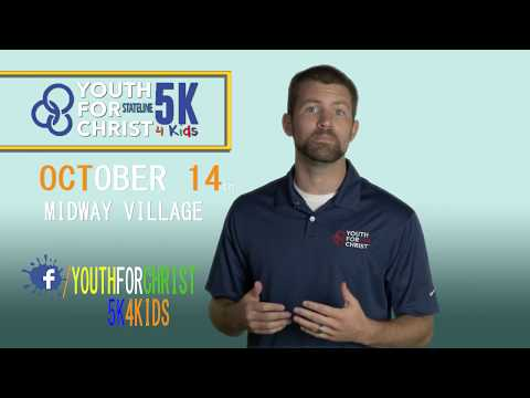 MAKE A CHANGE: 5K Youth For Christ