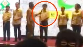 Chinese Bank Manager SPANKS Employees??   What's Trending Now