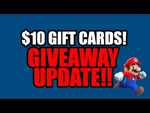 Super Mario Run Giveaway! (OVER NOW)