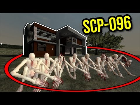 New SCP-096 Found VR Freddy in Maze! - Garry's Mod SCP Roleplay
