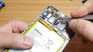 Infinix note 4 x572 flashing/ infinix note 4 x572 hang on