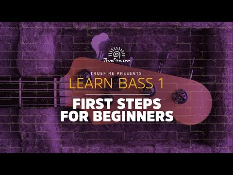 Learn Bass 1: First Steps for Beginners (FREE) - Intro - Stu Hamm