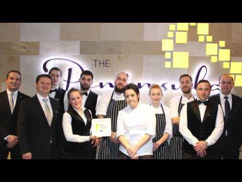 Chefs at InterContinental London - The O2 Part 1