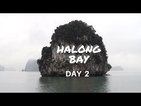Halong Bay Luxury Cruise Day 2 | Halong Bay, Vietnam Travel Vlog