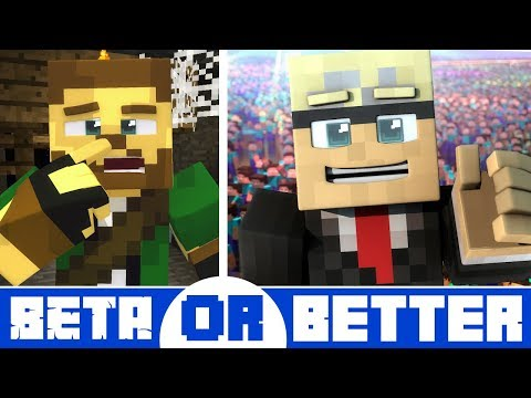 BETA OR BETTER - Minecraft Evolution SMP #28