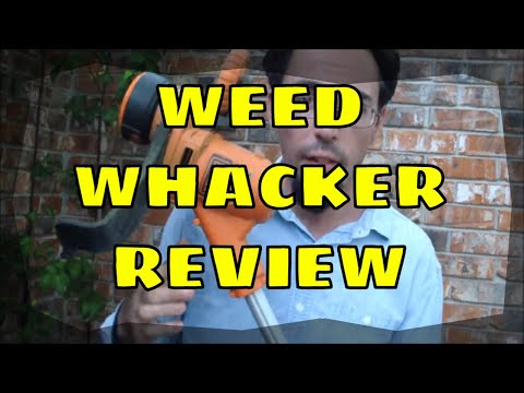 Black and Decker Electric String Trimmer Review
