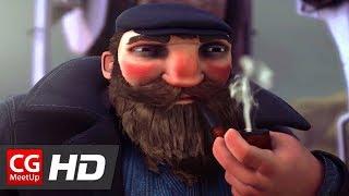"CGI Animated Short Film: ""The Incredible Marrec"" by ESMA | CGMeetup"