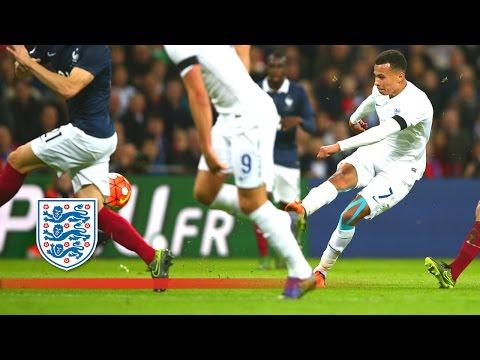 England 2-0 France | Goals & Highlights