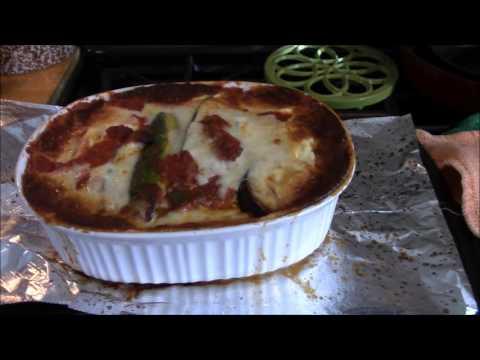 Gluten Free and Grain Free Lasagna