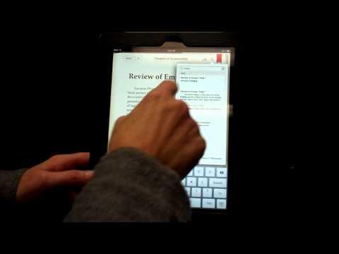 Video #1 PDF vs  ePub