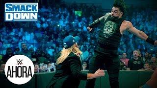 Roman Reigns domina SmackDown: WWE Ahora, Dec 6, 2019