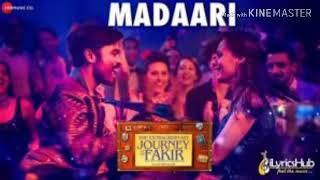 Madaari Song Making | The Extraordinary Journey Of The Fakir | Dhanush & Berenice Bejo