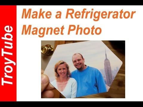 Make Fridge Magnets Using Cricut Printable Magnet Sheets