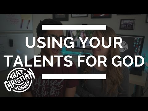 Using your talents for God \\ #SSSVEDA Day 6