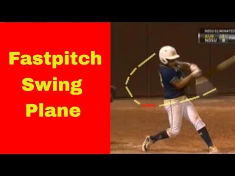 Fastpitch Softball Hitting | Fastpitch Swing Plane |  Batspeed.com