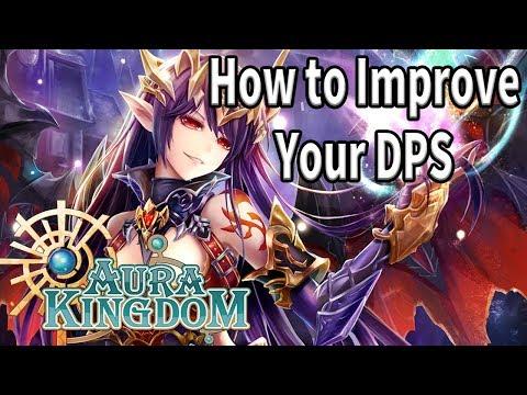 2 Ways to Improve DPS | Aura Kingdom