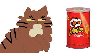 Warrior Cats as Chips