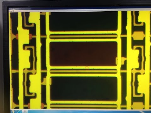 How to Repair TV LED LCD Panel Screen Bright Color Lines Spots -LCD LASER Repair Machine DMEO