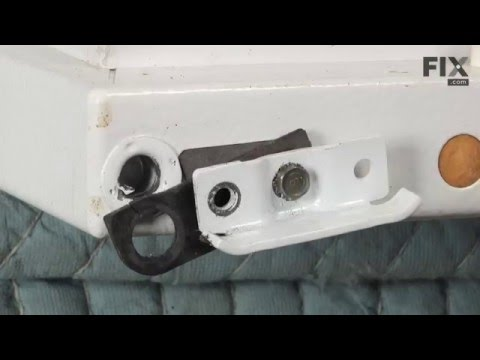 GE Refrigerator Repair – How to replace the Door Closing Cam
