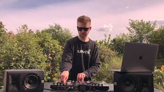 Chill Summer Lounge Music Mix | Summer Vibes Live July 2020