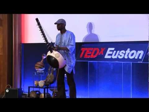 Performance: Kadialy Kouyate at TEDxEuston