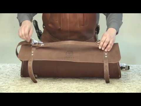 Klein Leather Tool Bag Overview