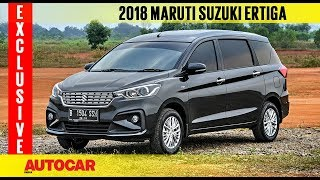 2018 Maruti Ertiga   Exclusive First Drive Review   Autocar India