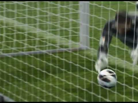 Funny Own Goal Pes 2013