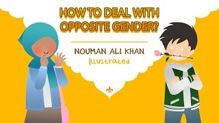 HOW TO DEAL WITH OPPOSITE GENDER? | Subtitled