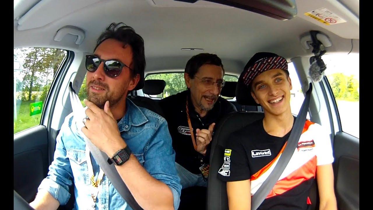 Luca Marini: quando ho provato ad usare il nome di Valentino Rossi...per rimorchiare!