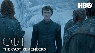 The Cast Remembers: Isaac Hempstead Wright on Playing Bran Stark | Game of Thrones: Season 8 (HBO)