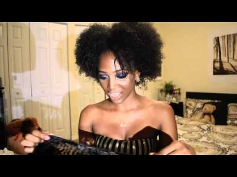 Kinky Curly Weave For Natural Hair- Hair Extension Sale!