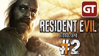 Let's Play Resident Evil 7 Biohazard #2 - PS4 PRO PSVR Gameplay German / Deutsch
