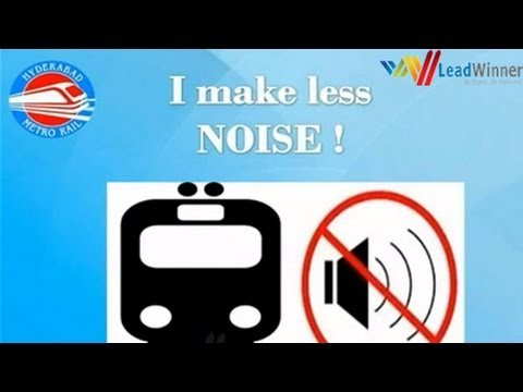 Beware of Noise Pollution.