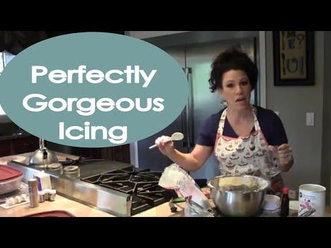 Royal Icing Recipe for Sugar Cookies (EASY) - Renee Romeo
