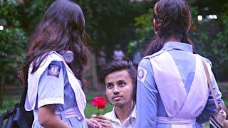 Dekhte Dekhte Song | School Love Story | Farhan Rahman | Atif Aslam | Batti Gul Meter Chalu