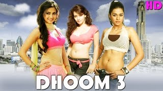 Dhoom 3 | Full Dubbed Hindi Action Movie | RahulDev | VijayRagavendra | JeniferKotwal