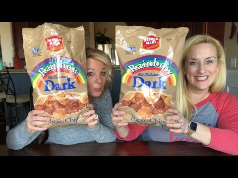 Better Made Rainbow Chips - Dark  and Q&A