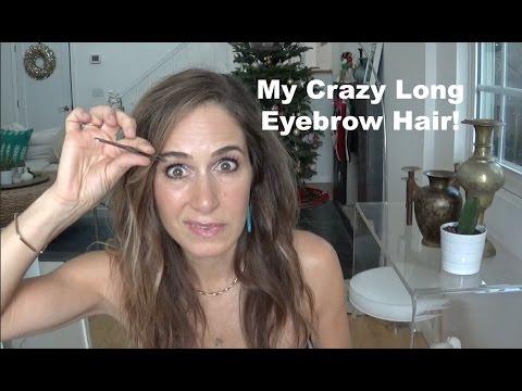 Crazy Long Eyebrow Hair!?!