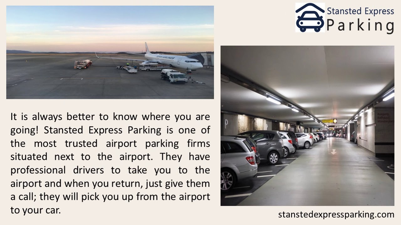 Secure, Airport Car Parking Near Stansted International Airport