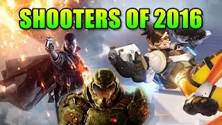2016 First Person Shooters - A Year In Review