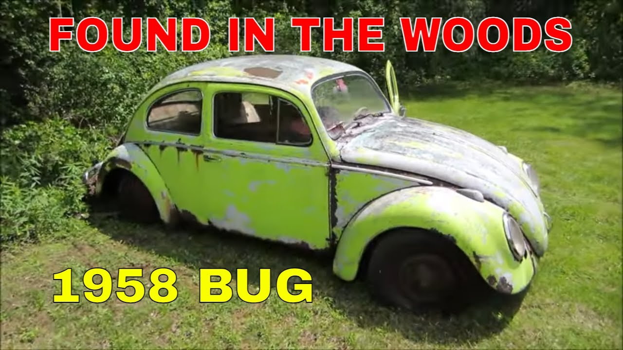 Lets Rescue a VW Beetle From California, That They Just Gave Up On.