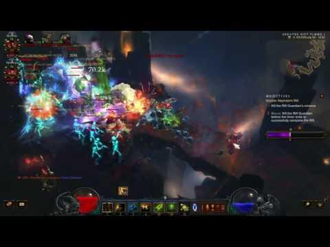 Diablo 3: The Diversity Of Uncommon Builds (Team 3/12 Grift 66 v2.4.1)