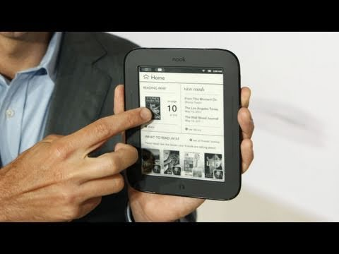 Gizmo - Nook Simple Touch Reader